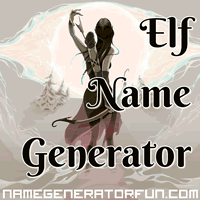 Get your own elf name from the elf name generator!