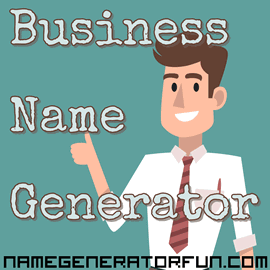 Choosing a Great Business Name