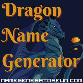 the dragon name generator by name generator fun
