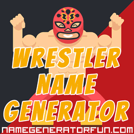 About Our Wrestler Names